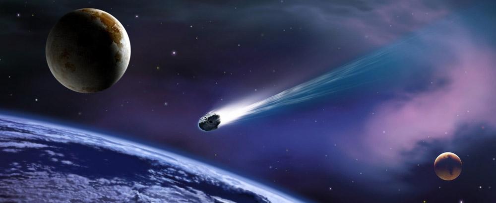 Kuyruklu Yıldız, Asteroit, Meteoroit, Meteor, Meteorit  Nedir?