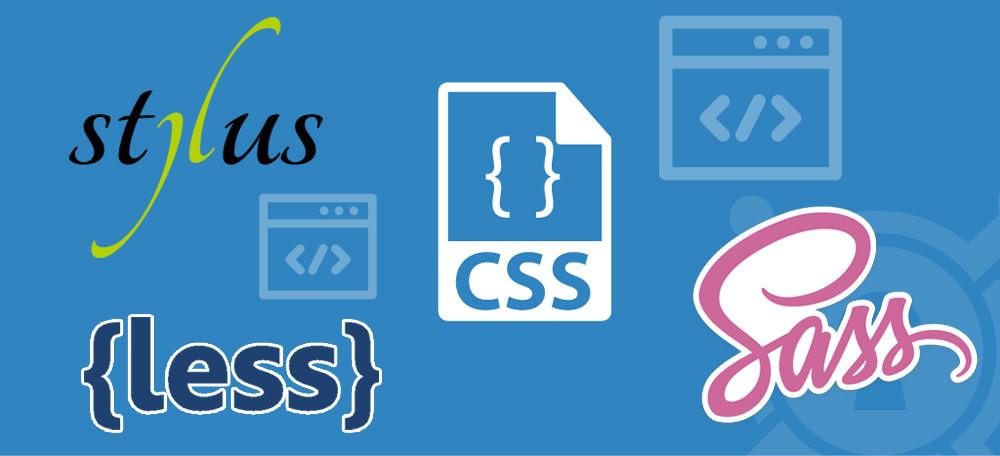 CSS Preprosesörler (CSS Ön İşlemciler)