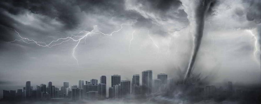 Tayfun, Kasırga, Tornado ve Siklon Nedir?