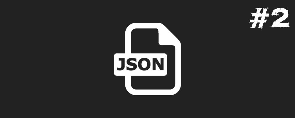 JSON - Bölüm2