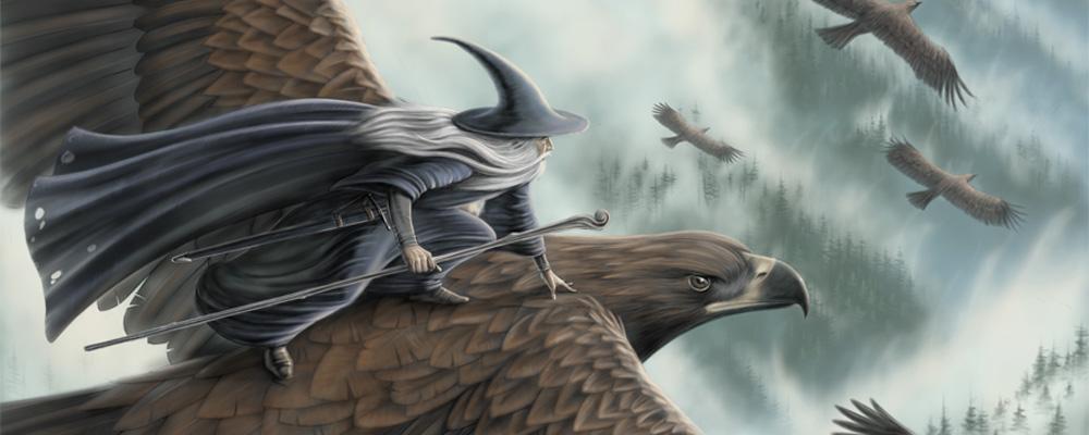 Yüzük Mordor'a Neden Kartallar ile Götürülmedi?