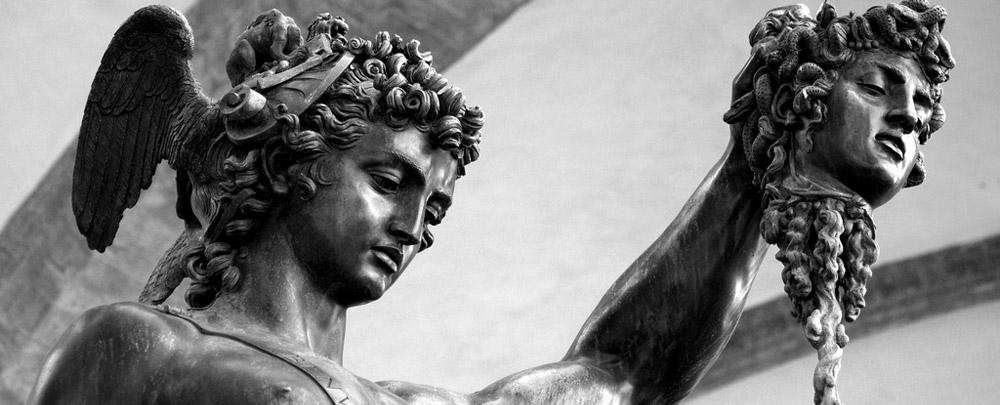 Perseus'un Maceraları - 1 (Yunan Mitolojisi)