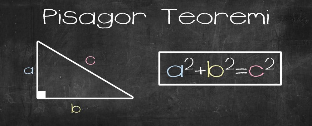 Pisagor Teoreminin İspatı