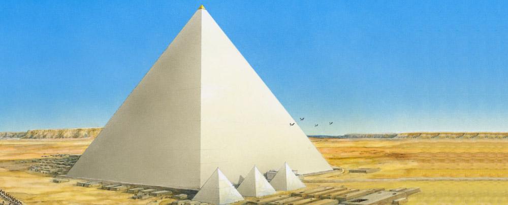Tales'in Piramit Problemi