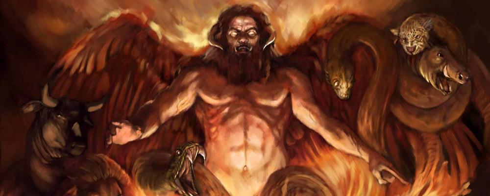 Tanrıların Korkulu Rüyası : Typhon (Yunan Mitolojisi)